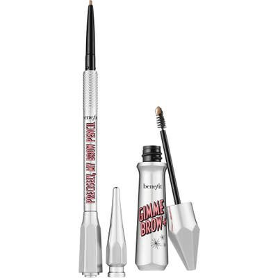 Benefit Gimme Precise Brows Full Size Set - Shade 2- Warm Golden Blonde (Nordstrom Exclusive) ($48 Value)