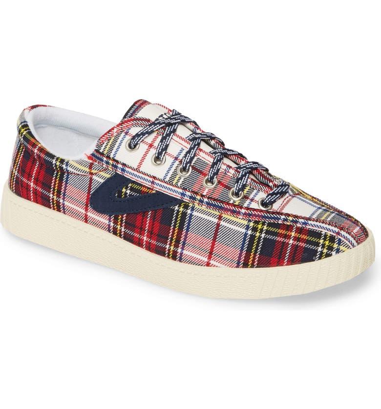 TRETORN 'Nylite' Sneaker, Main, color, WHITE