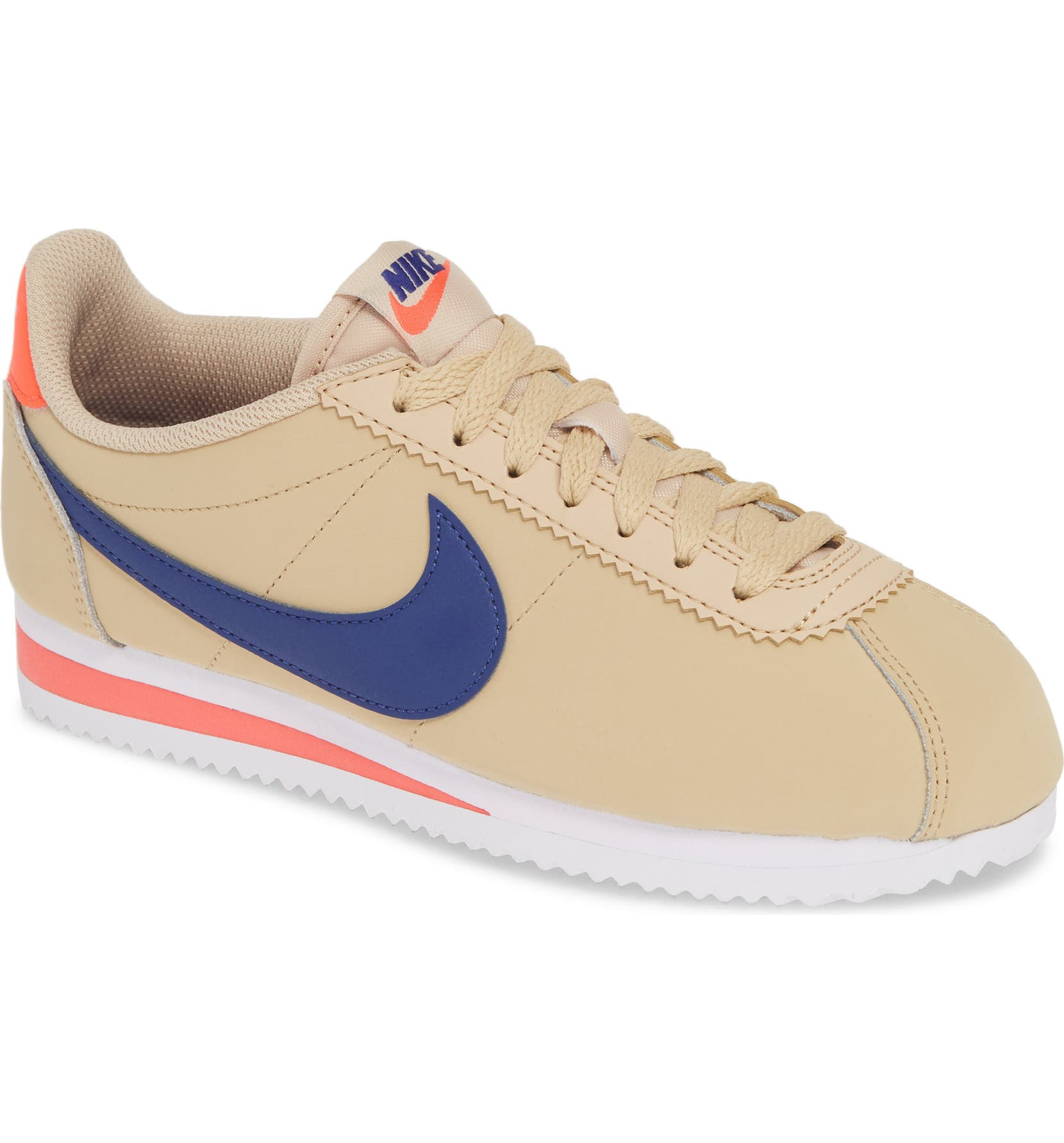 sports shoes 0dc88 f9fb9 Nike Classic Cortez Sneaker (Women)   Nordstrom