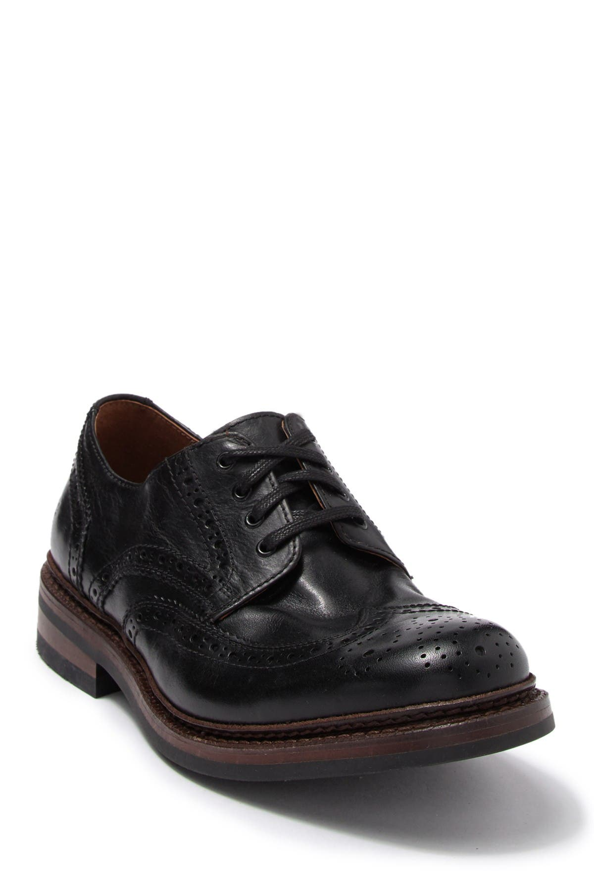 Frye | Graham Leather Wingtip Derby