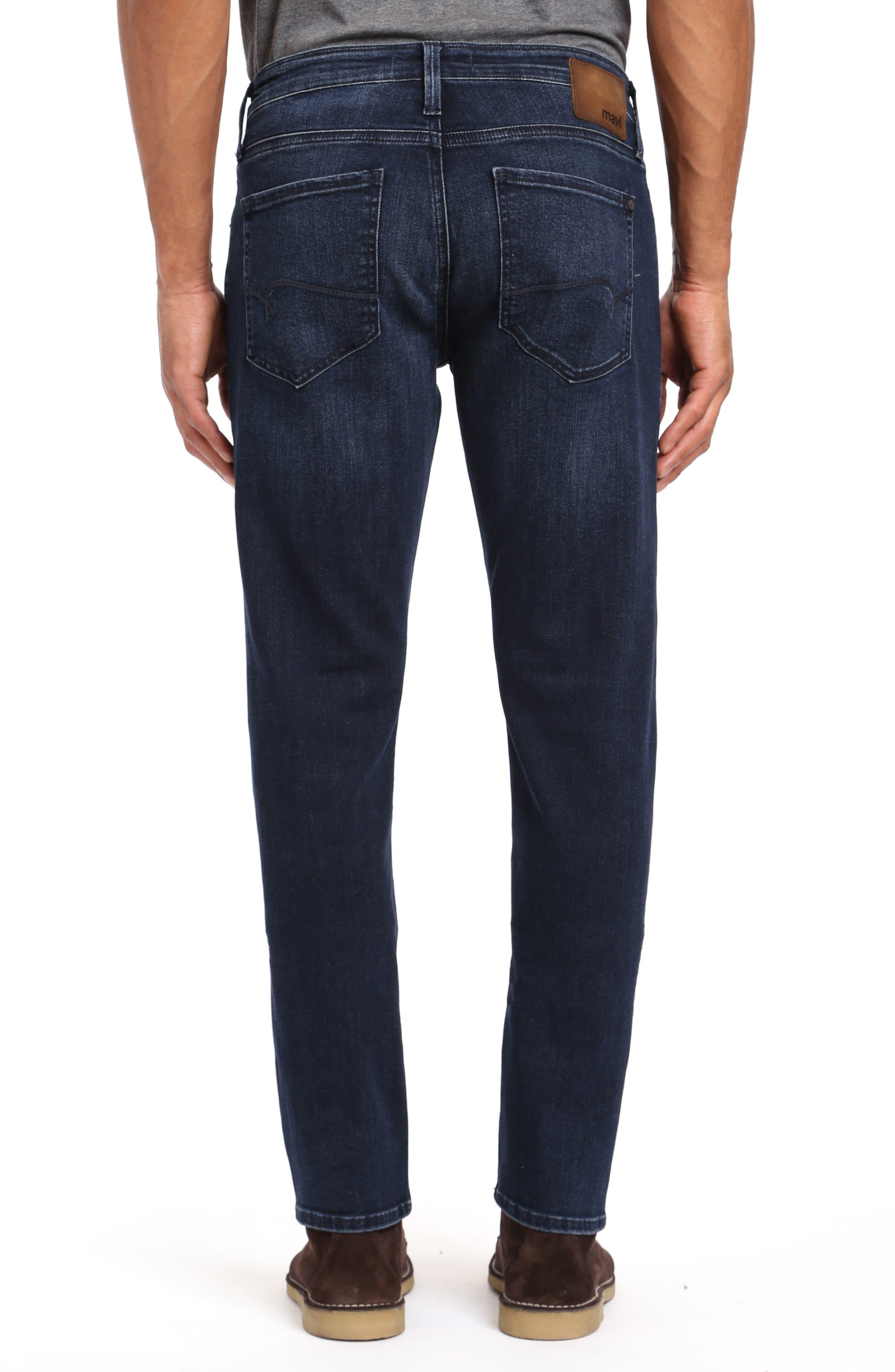 ,                             Marcus Slim Straight Leg Jeans,                             Alternate thumbnail 2, color,                             DARK SKY WILLIAMSBURG
