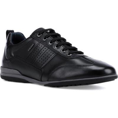 Geox Timothy 6 Sneaker, Black