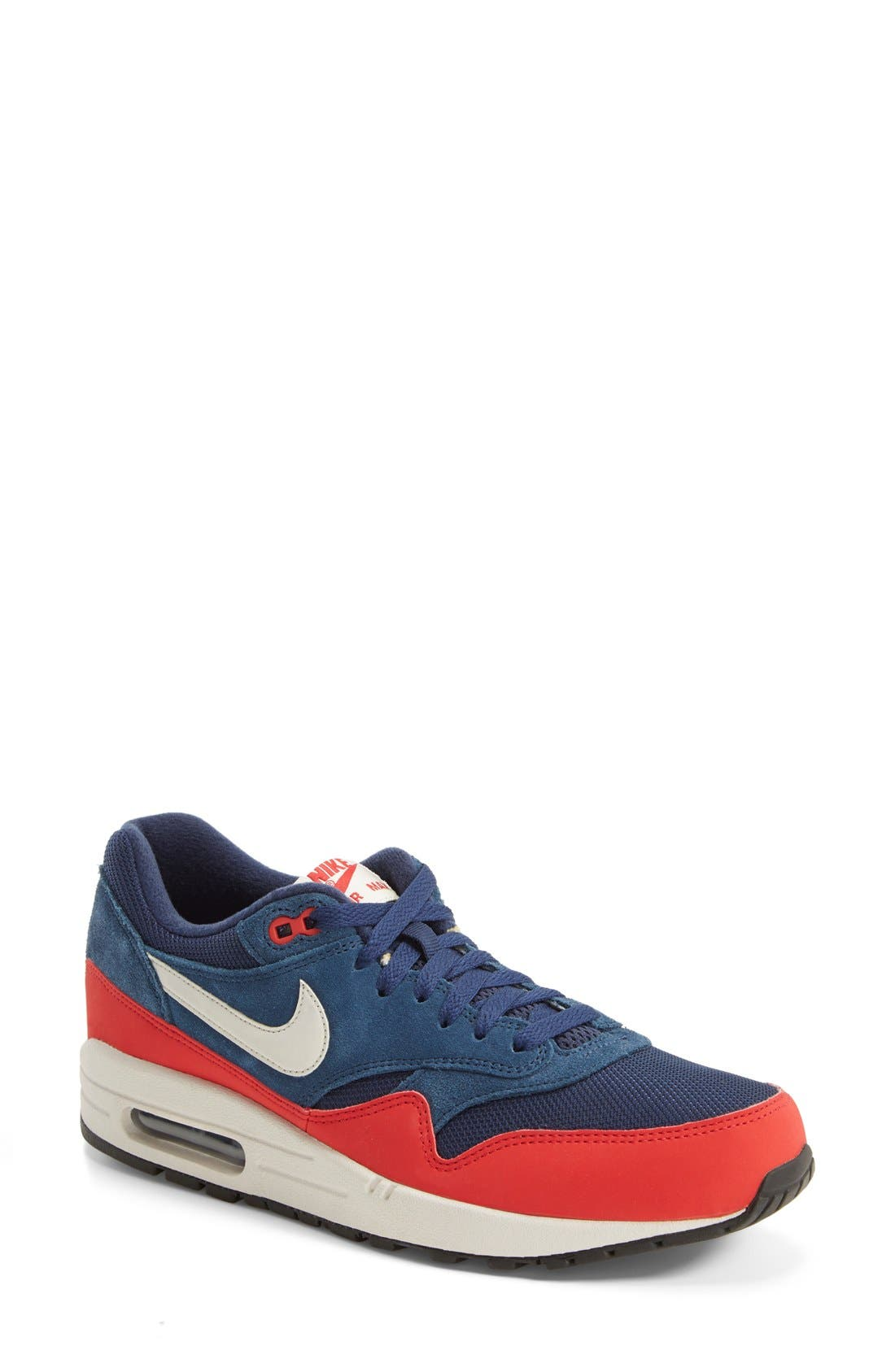 ,                             'Air Max 1 Essential' Sneaker,                             Main thumbnail 93, color,                             400