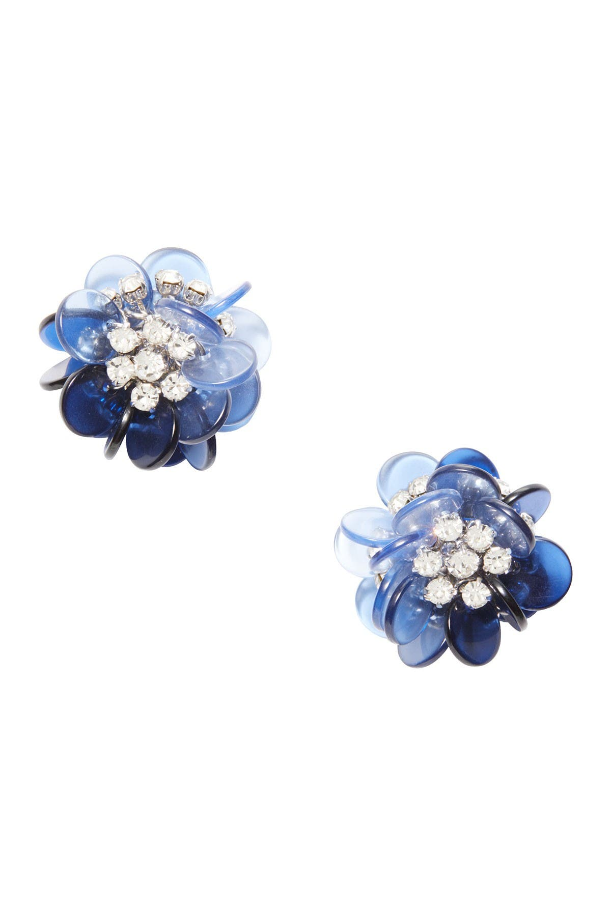 Image of kate spade new york blooming bouquet cz stud earrings