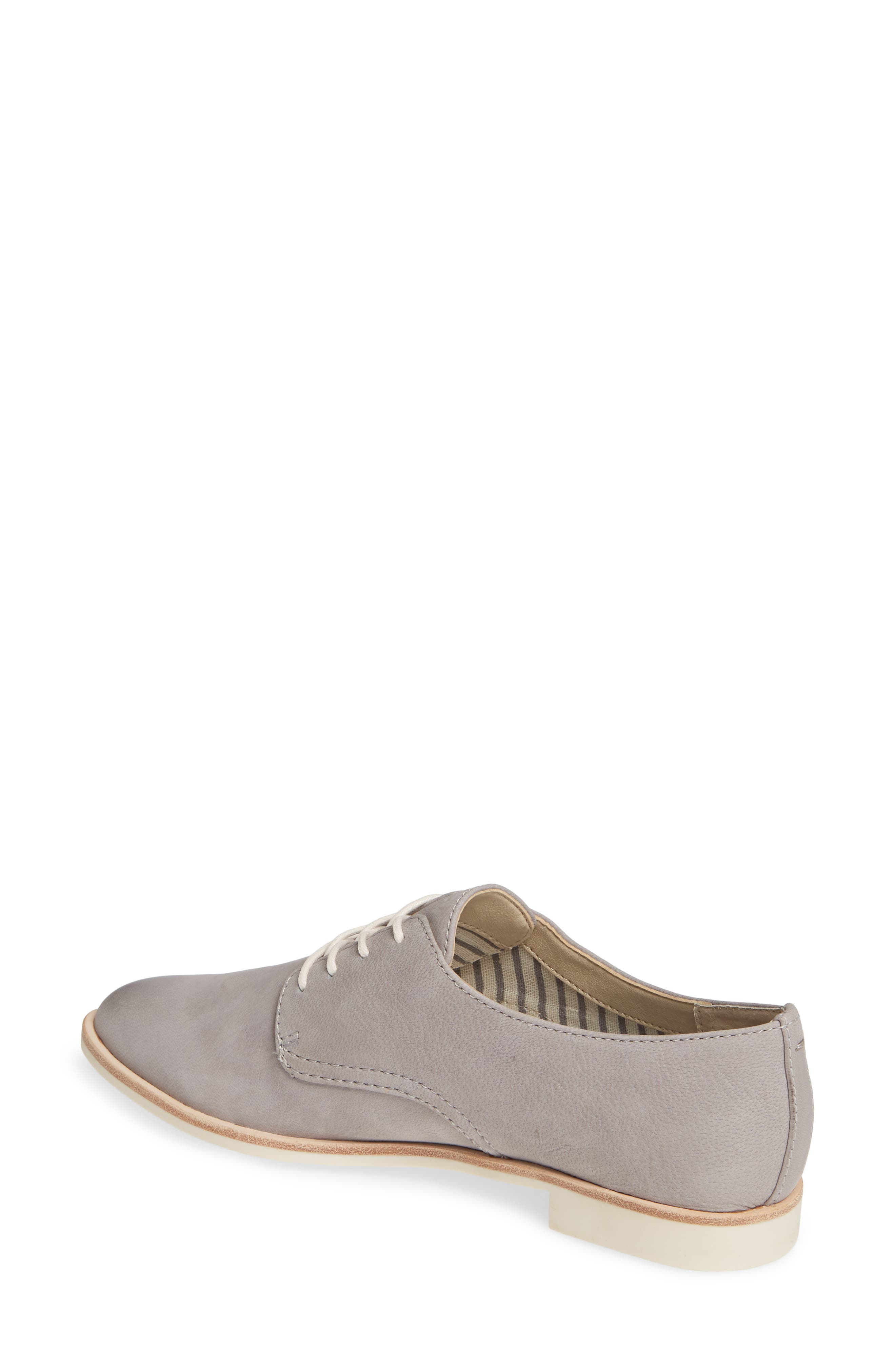 ,                             Kyle Derby,                             Alternate thumbnail 2, color,                             GREY LEATHER
