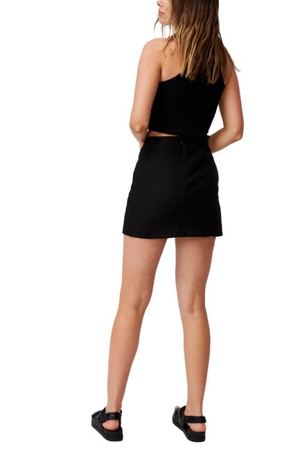 Image of Cotton On Ultimate A-Line Mini Skirt