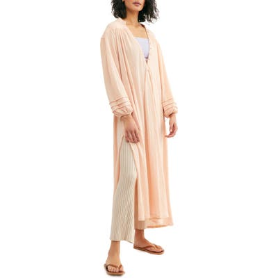 Endless Summer By Free People Primrose Maxi Dress, Pink