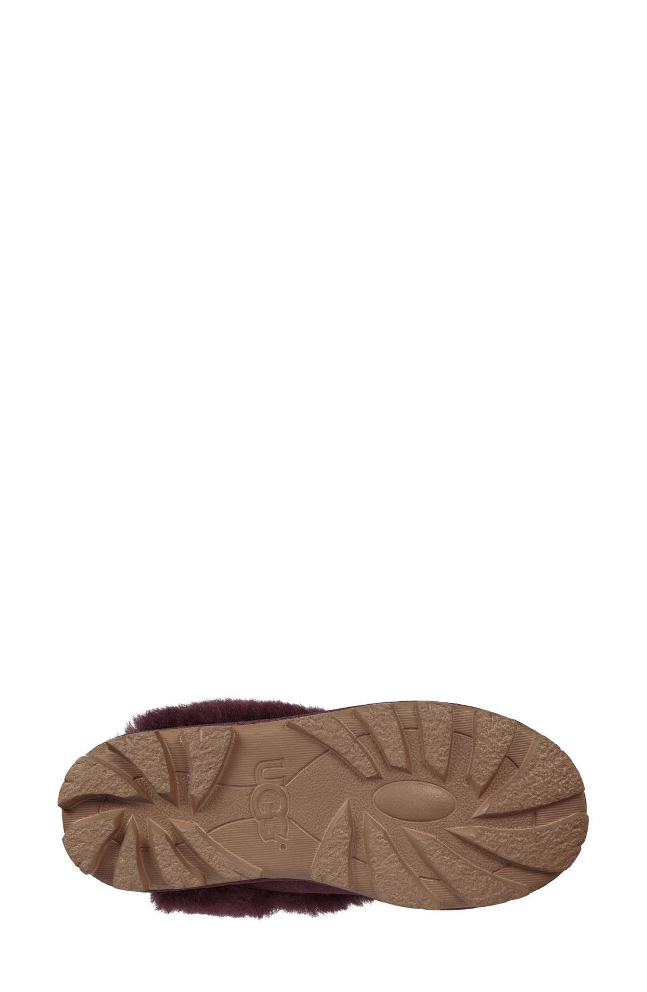 ,                             Genuine Shearling Slipper,                             Alternate thumbnail 67, color,                             553