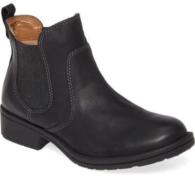 Comfortiva Seneca Chelsea Boot, Black
