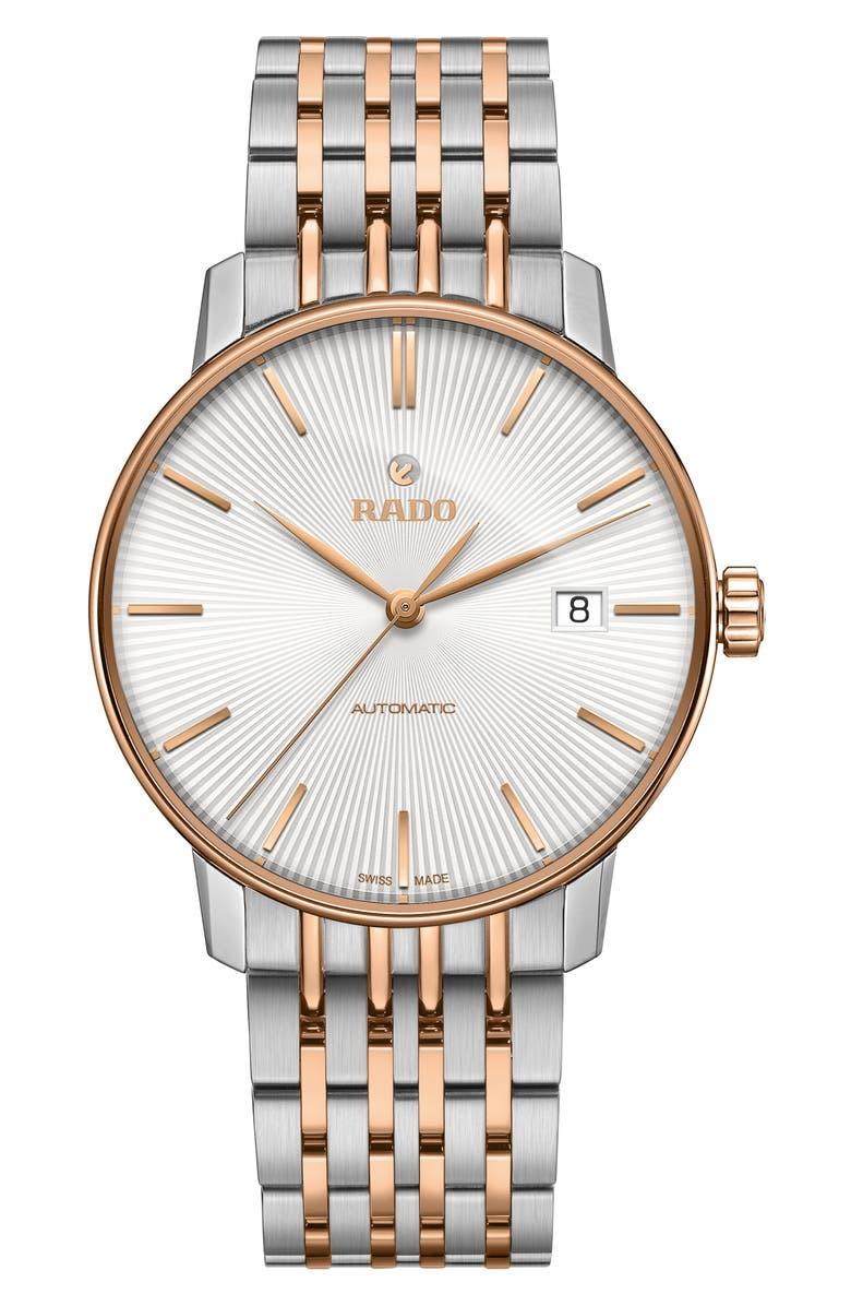 RADO Coupole Classic Automatic Bracelet Watch 38mm