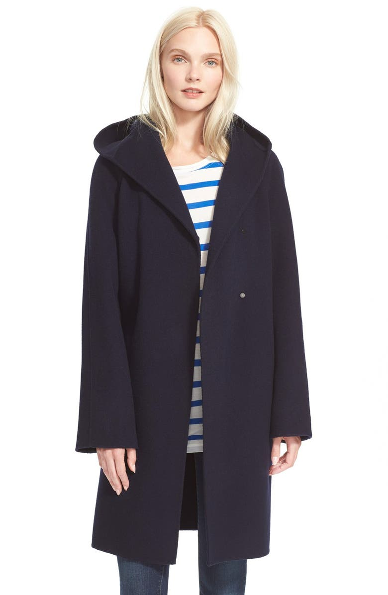 VINCE Hooded Coat, Main, color, 403
