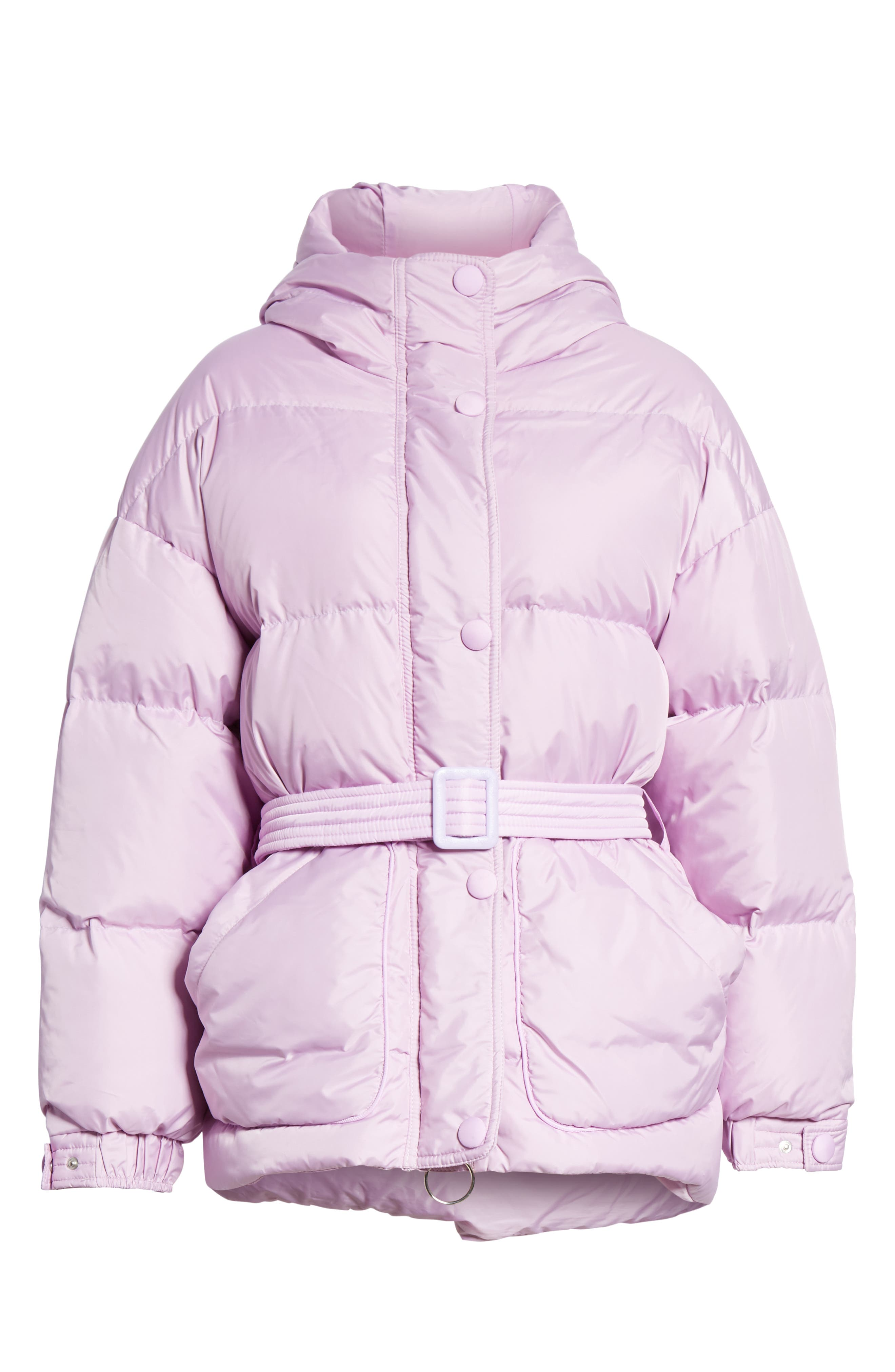 ,                             Michelin Hooded Down Puffer Coat,                             Alternate thumbnail 20, color,                             500