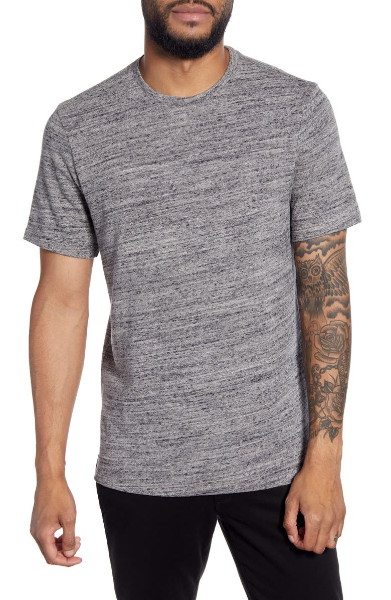 CALIBRATE Slim Fit Slub T-Shirt, Main, color, 050
