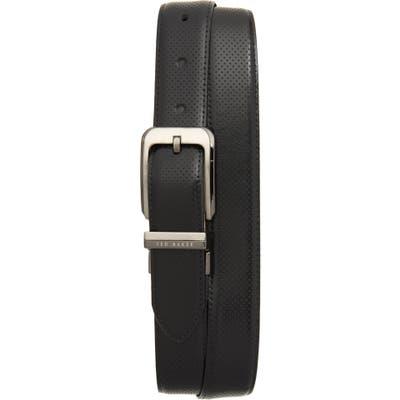Ted Baker London Hock Reversible Leather Belt