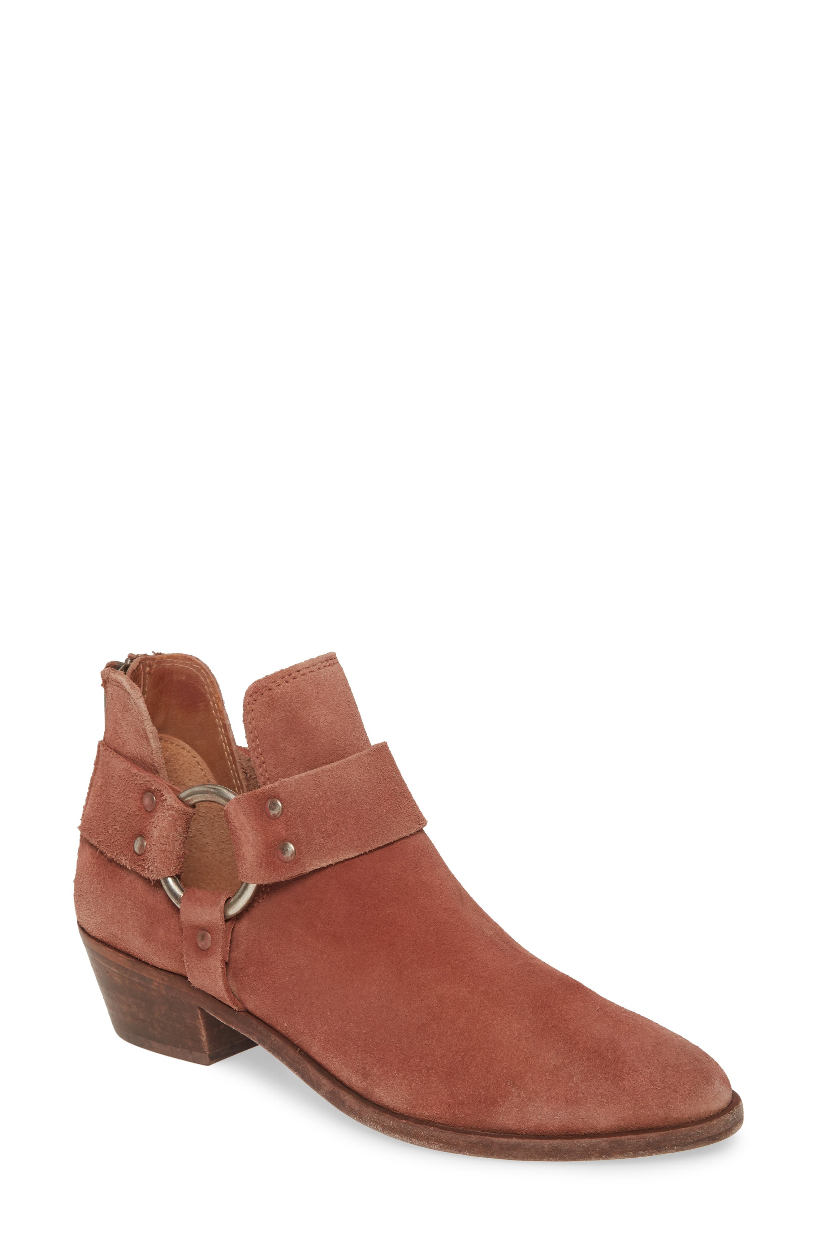 Frye Boots Ray Low Harness Bootie