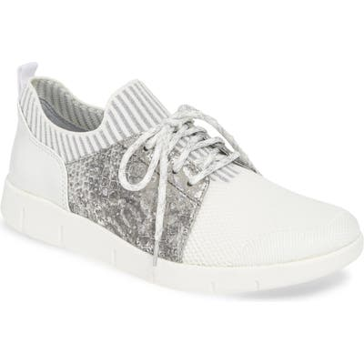 Johnston & Murphy Tamara Sneaker, White