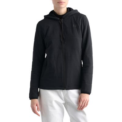 The North Face Mountain Hooded Jacket, Black