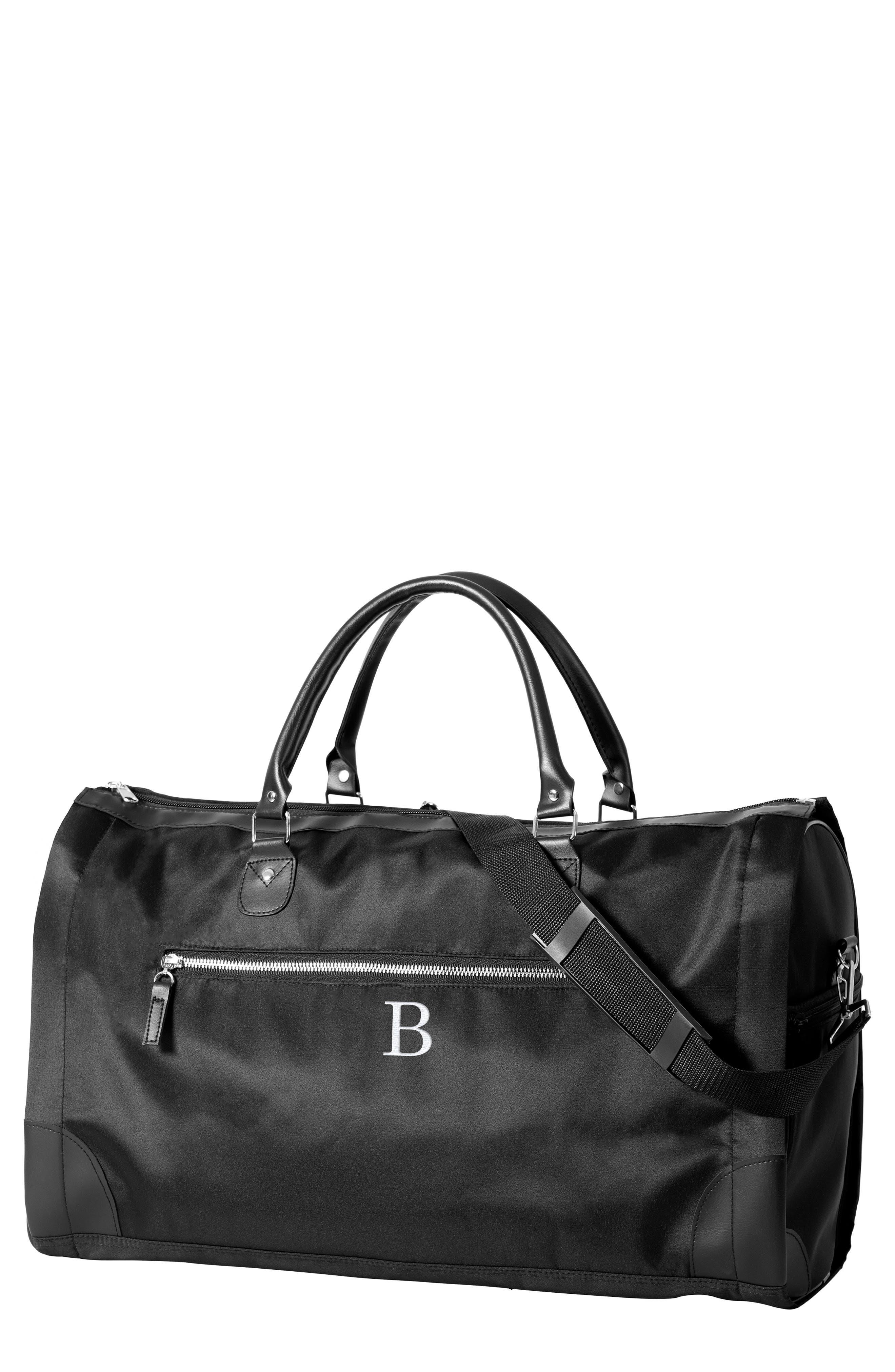 Cathys Concepts Monogram Duffle/garment Bag