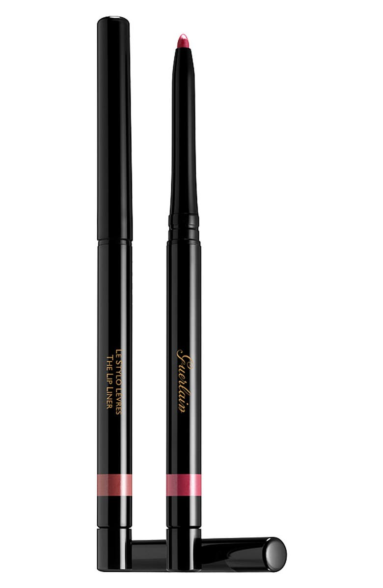 GUERLAIN Lasting Color High Precision Lip Liner, Main, color, ROUGE DAHLIA 24