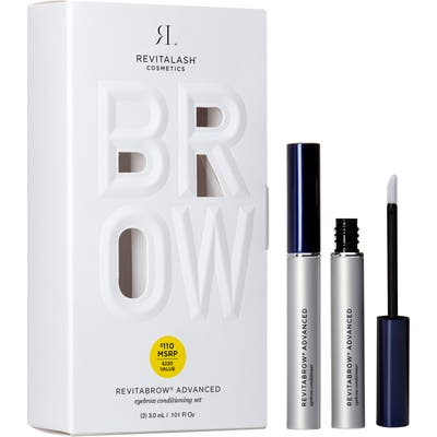 Revitalash Revitabrow Advanced Eyebrow Conditioner Duo - No Color