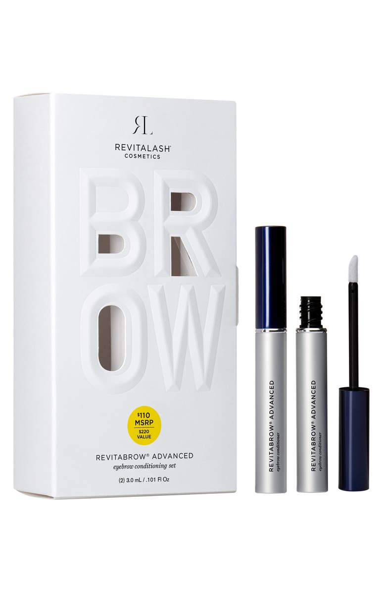 Revita Brow® Advanced Eyebrow Conditioner Duo by Revitalash®