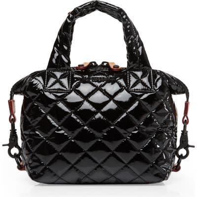 Mz Wallace Micro Sutton Bag - Black