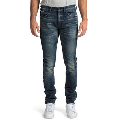 Prps Windsor Skinny Fit Jeans, Blue