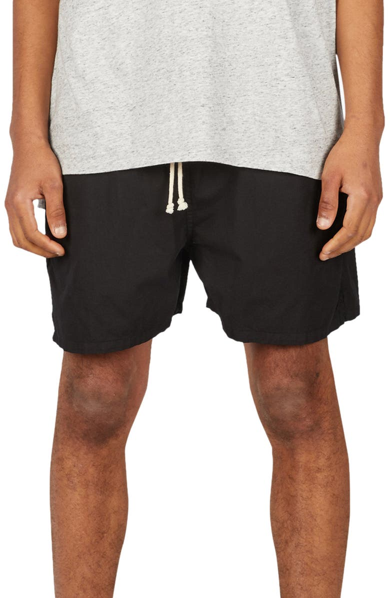 ZANEROBE Zephyr Shorts, Main, color, BLACK