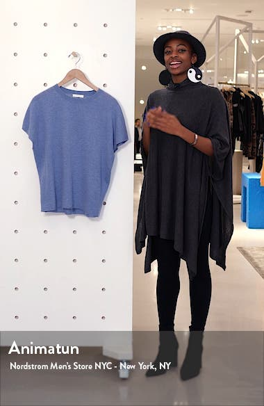 Cashmere & Linen Sweater, sales video thumbnail