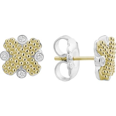 Lagos Caviar Lux Stud Earrings