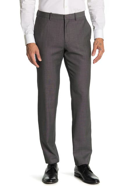 Image of Theory Mayer Sharkskin Dot Wool Suit Separates Pants