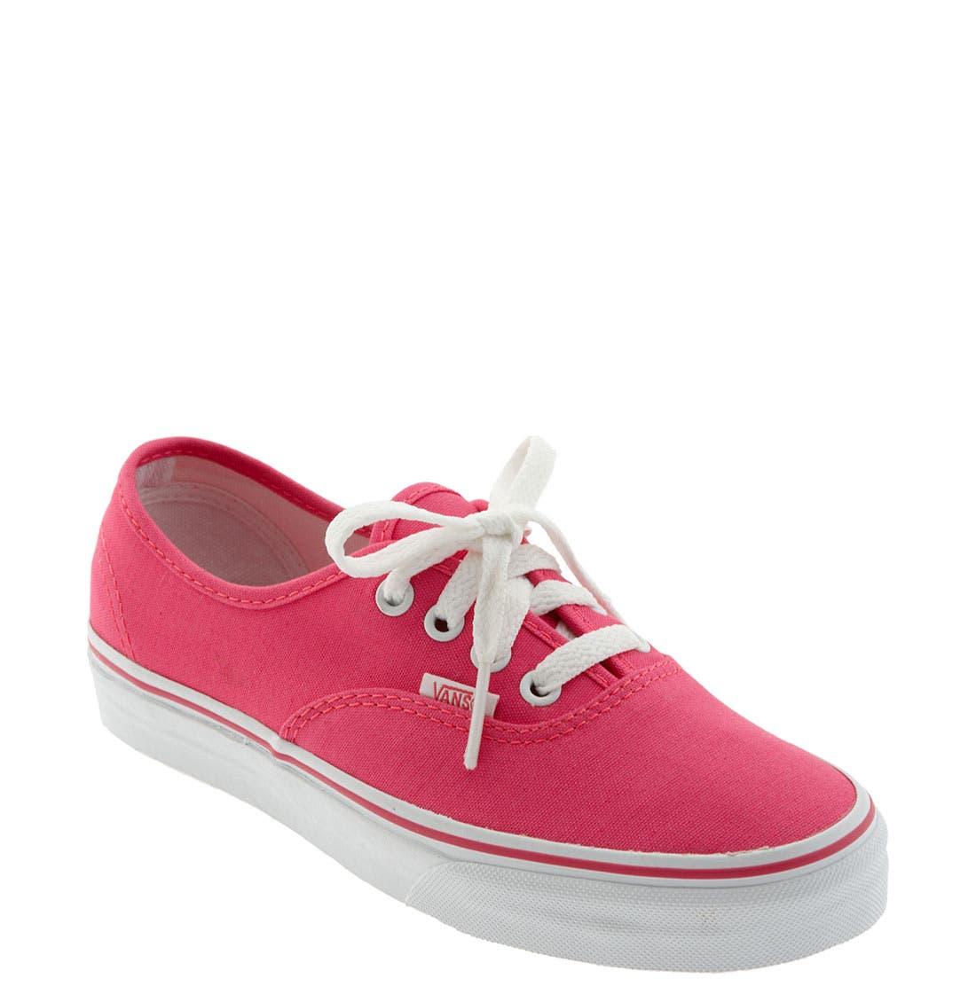 ,                             'Authentic' Sneaker,                             Main thumbnail 684, color,                             650