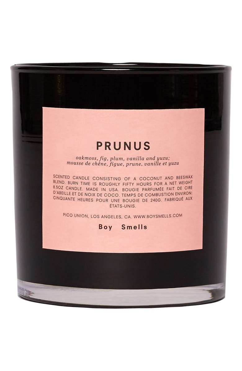 BOY SMELLS Prunus Scented Candle, Main, color, NONE