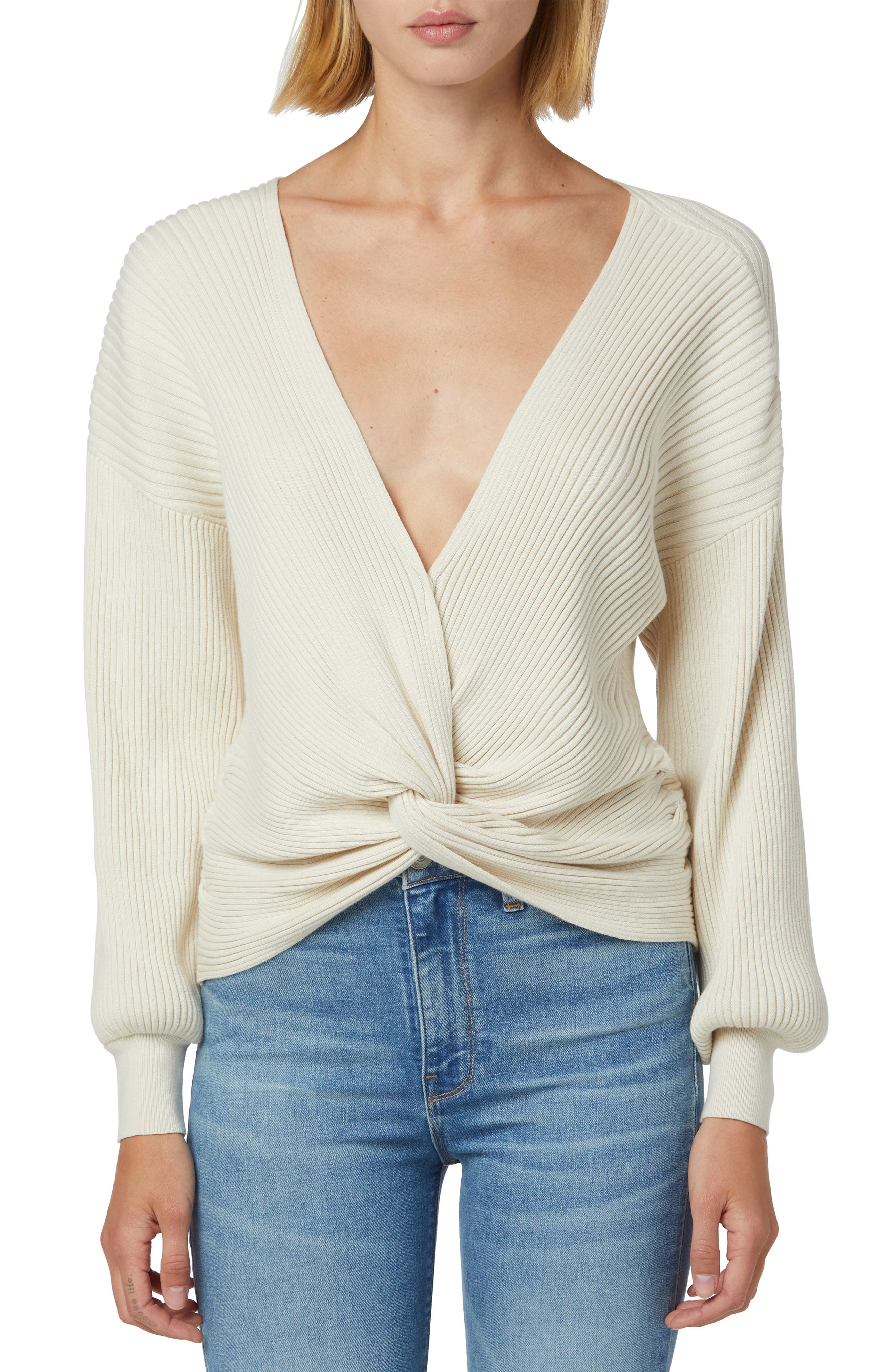Knotted Sweater
