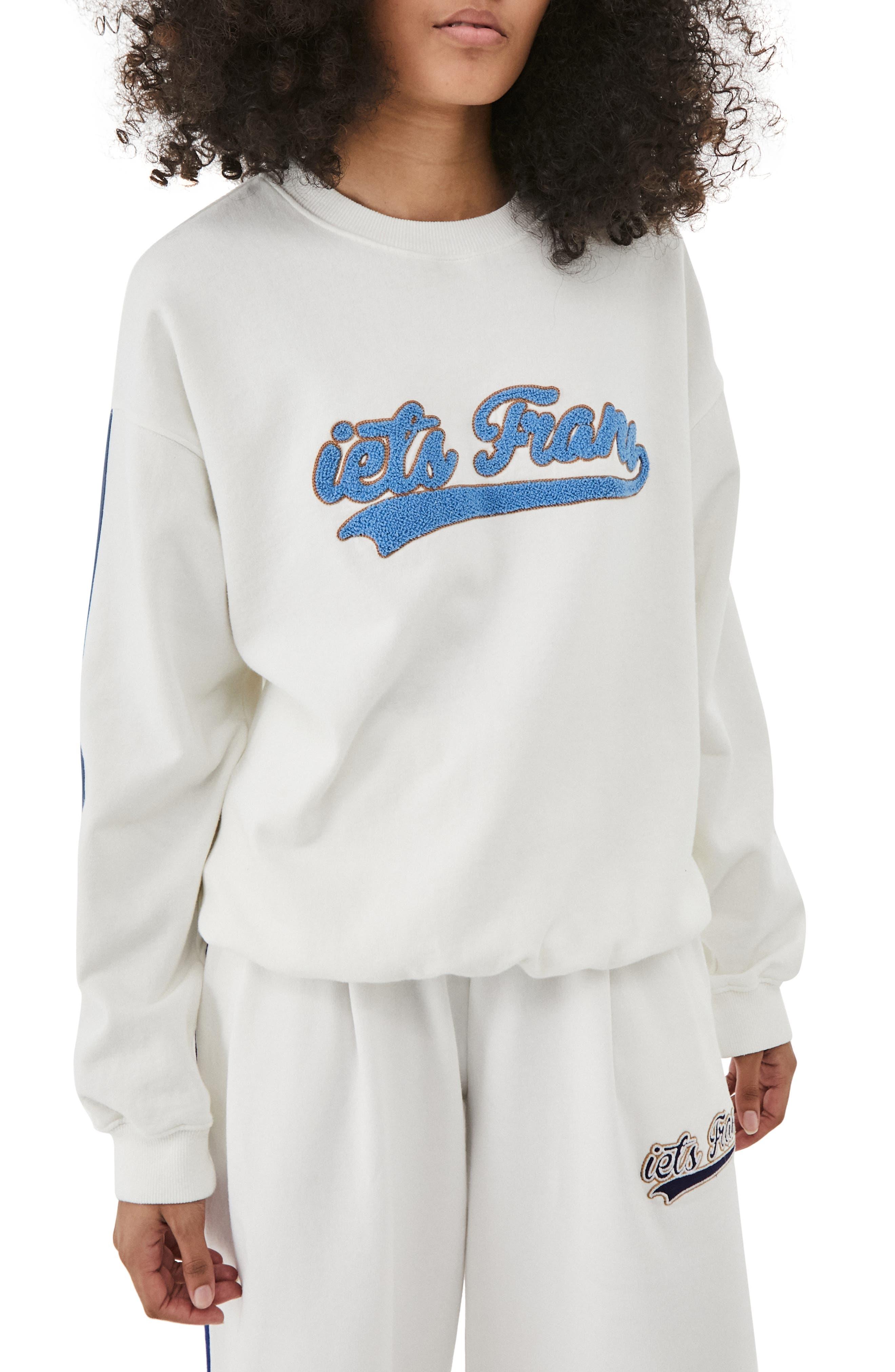 If Sport Script Crewneck Sweatshirt