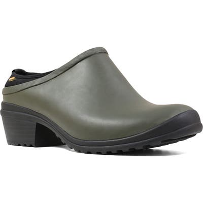 Bogs Vista Waterproof Clog, Green
