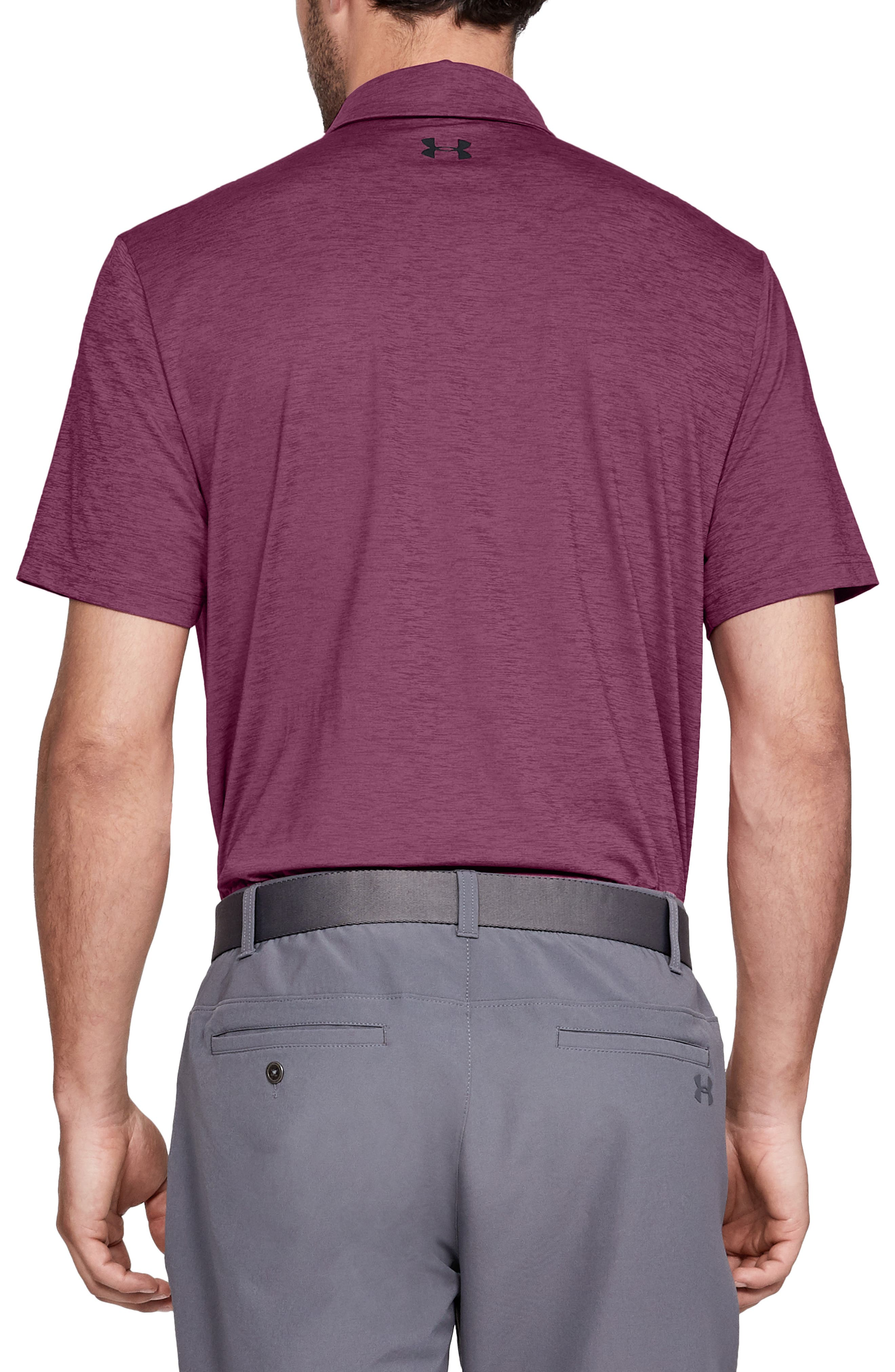 ,                             'Playoff' Loose Fit Short Sleeve Polo,                             Alternate thumbnail 92, color,                             930
