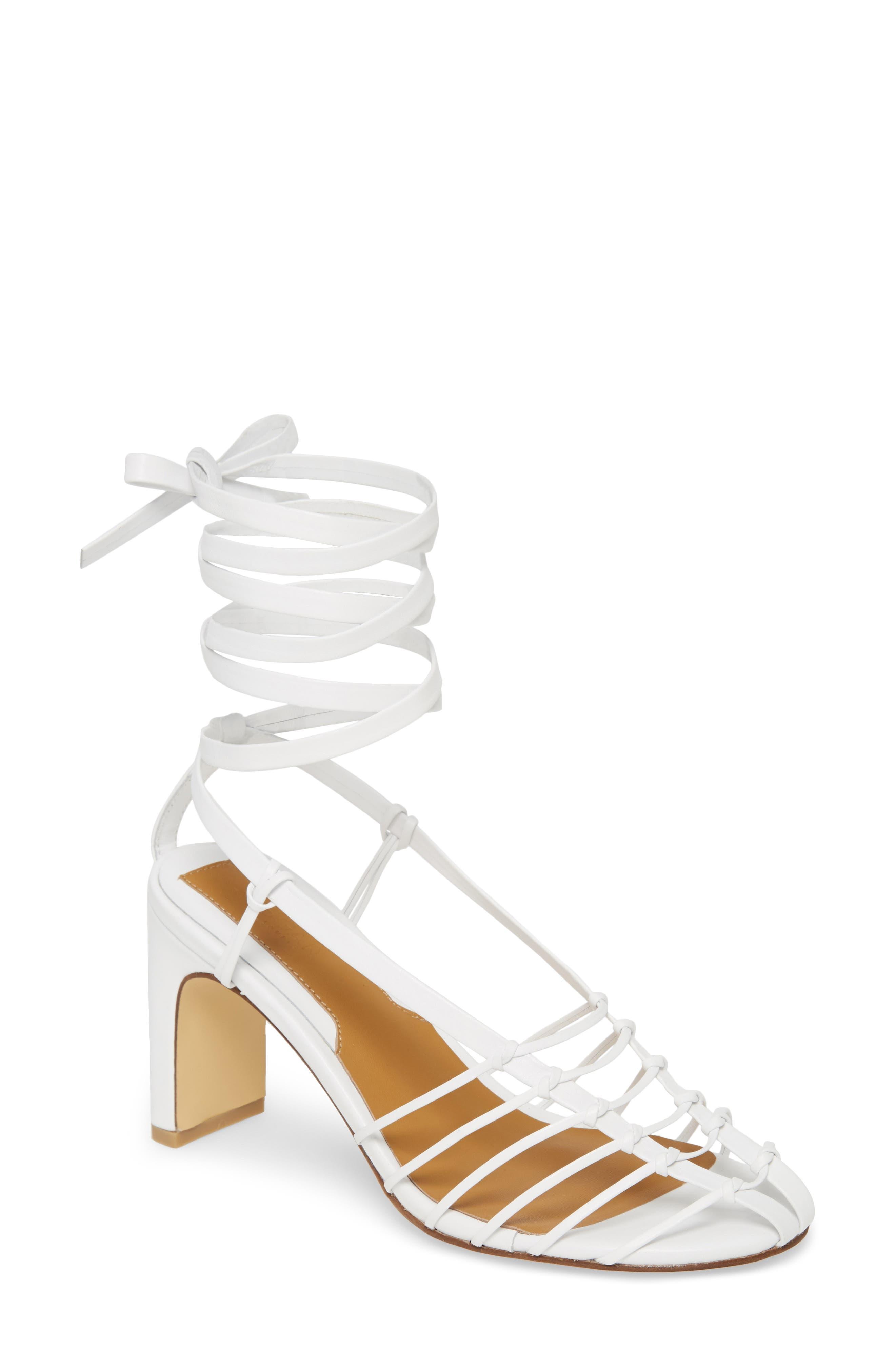 JAGGAR Loop Leather Sandal (Women)