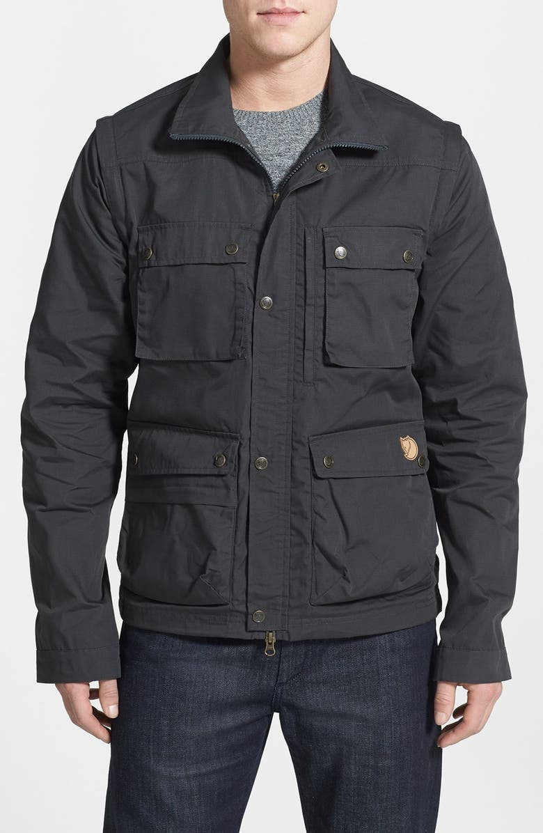 100% authentic 80af4 87907 Fjällräven 'Reporter Lite' Slim Fit Jacket | Nordstrom