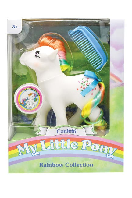 Image of Schylling Retro Rainbobw My Little Pony