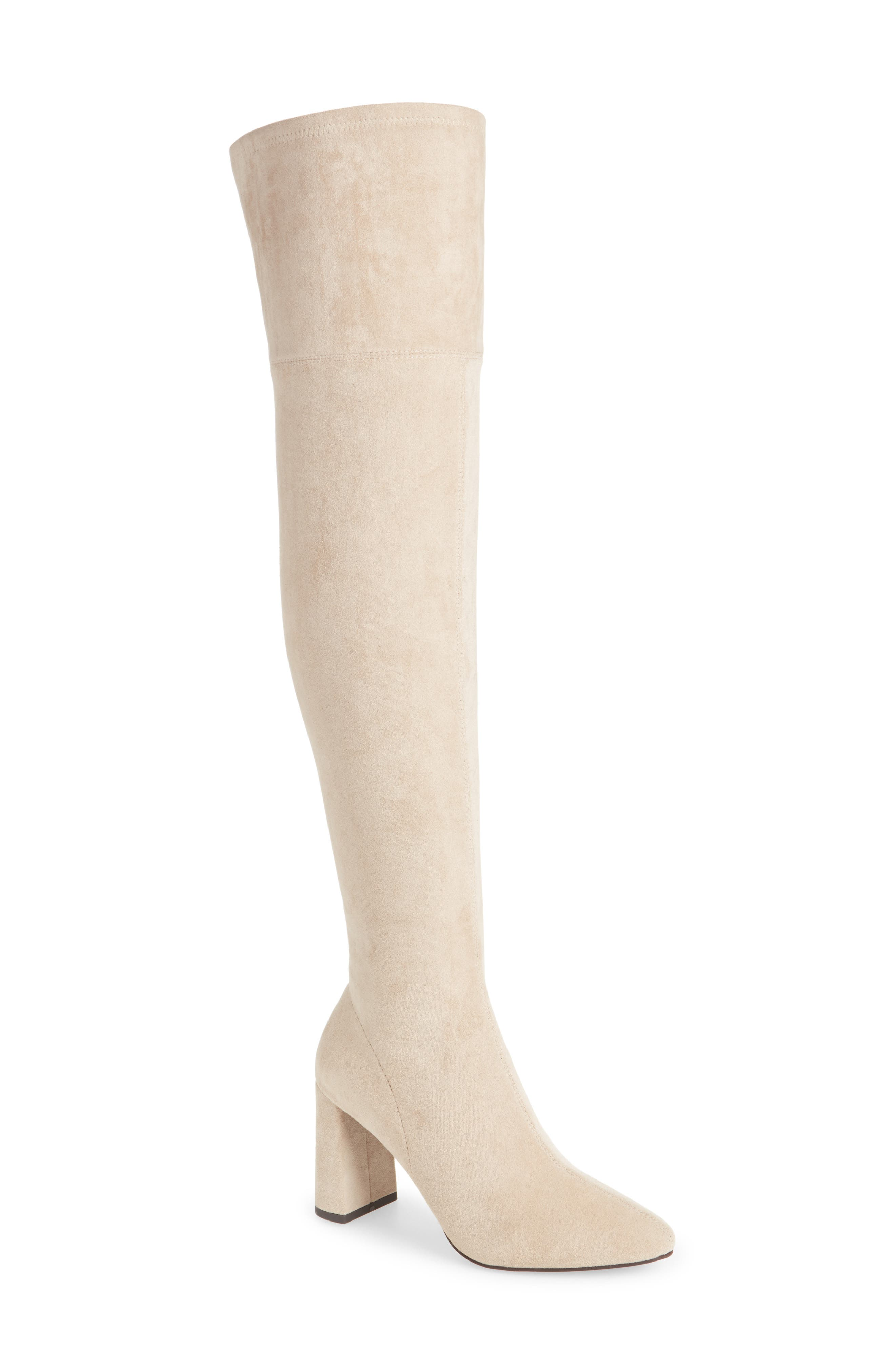 Parisah Over The Knee Boot