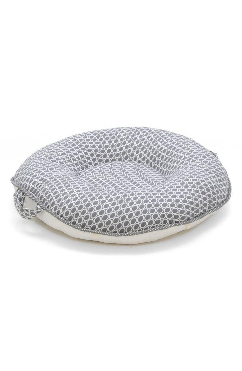 PELLO 'Majestic' Portable Floor Pillow, Main, color, 020