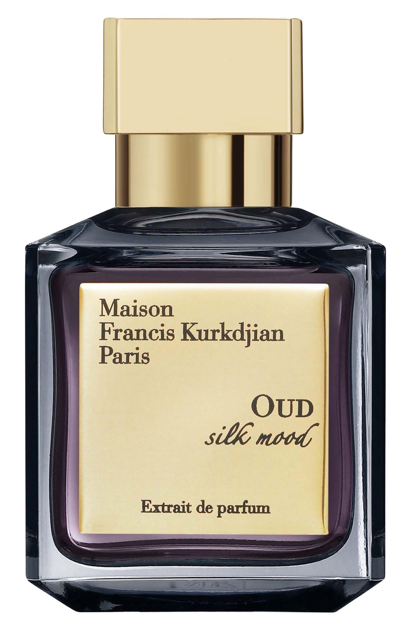 Paris Oud Silk Mood Extrait De Parfum