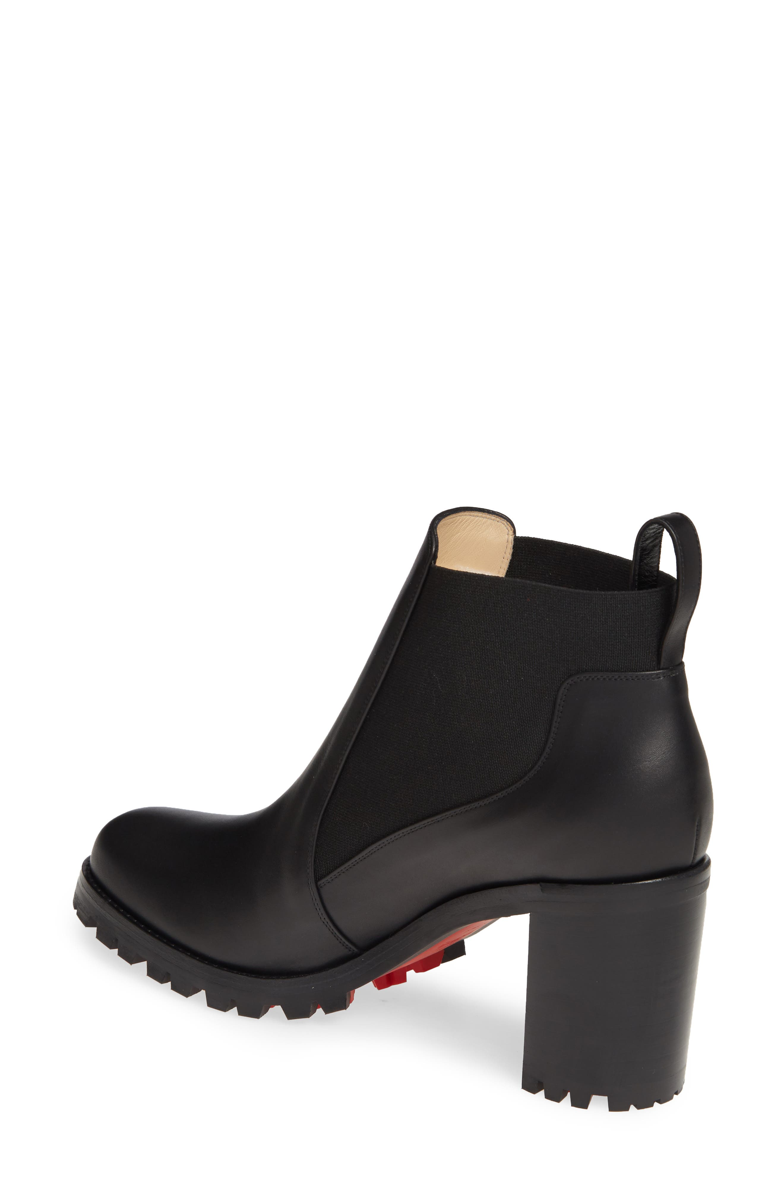 Christian Louboutin Boots Marchacroche Chelsea Bootie