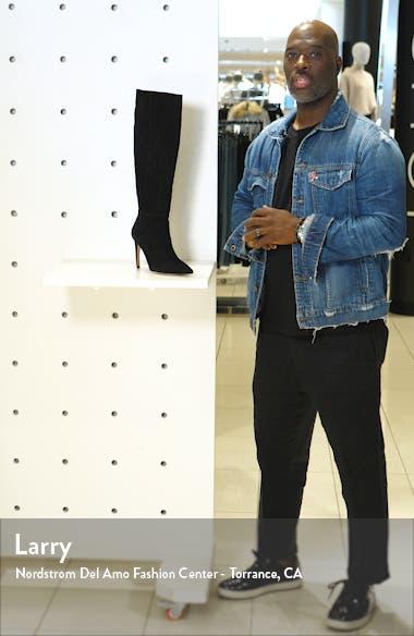 Fraya Knee High Boot, sales video thumbnail