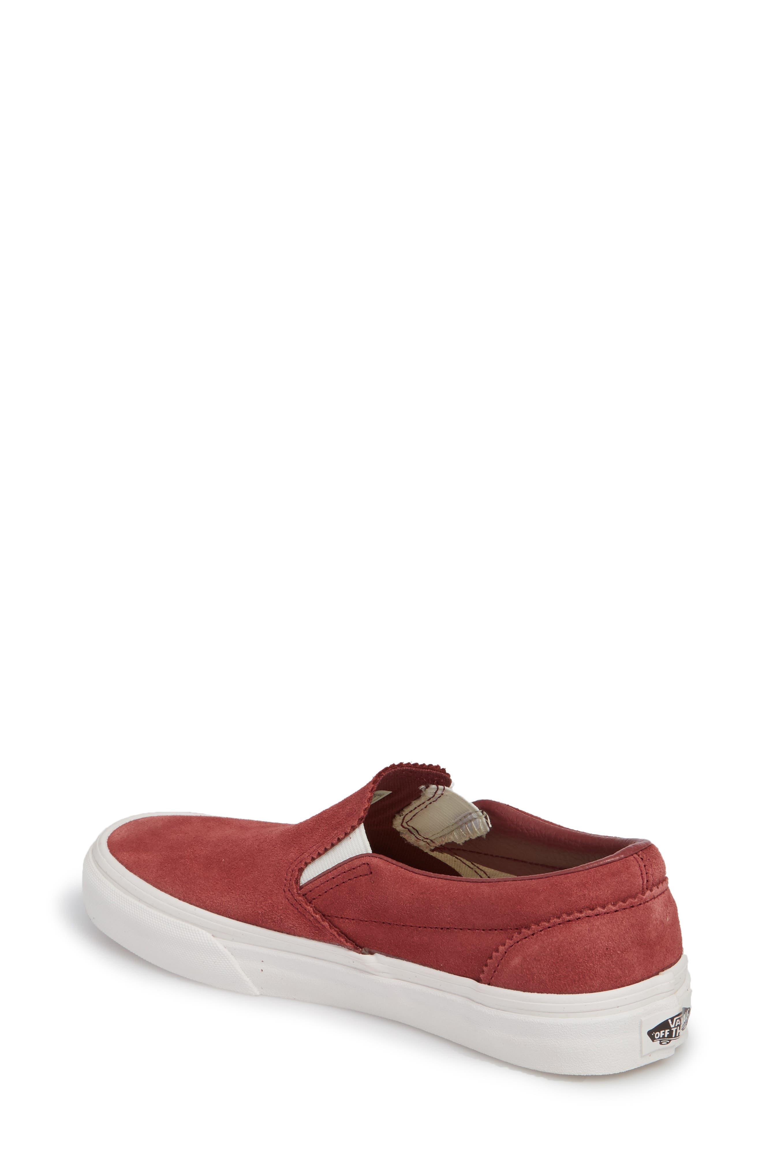 ,                             Classic Slip-On Sneaker,                             Alternate thumbnail 178, color,                             600