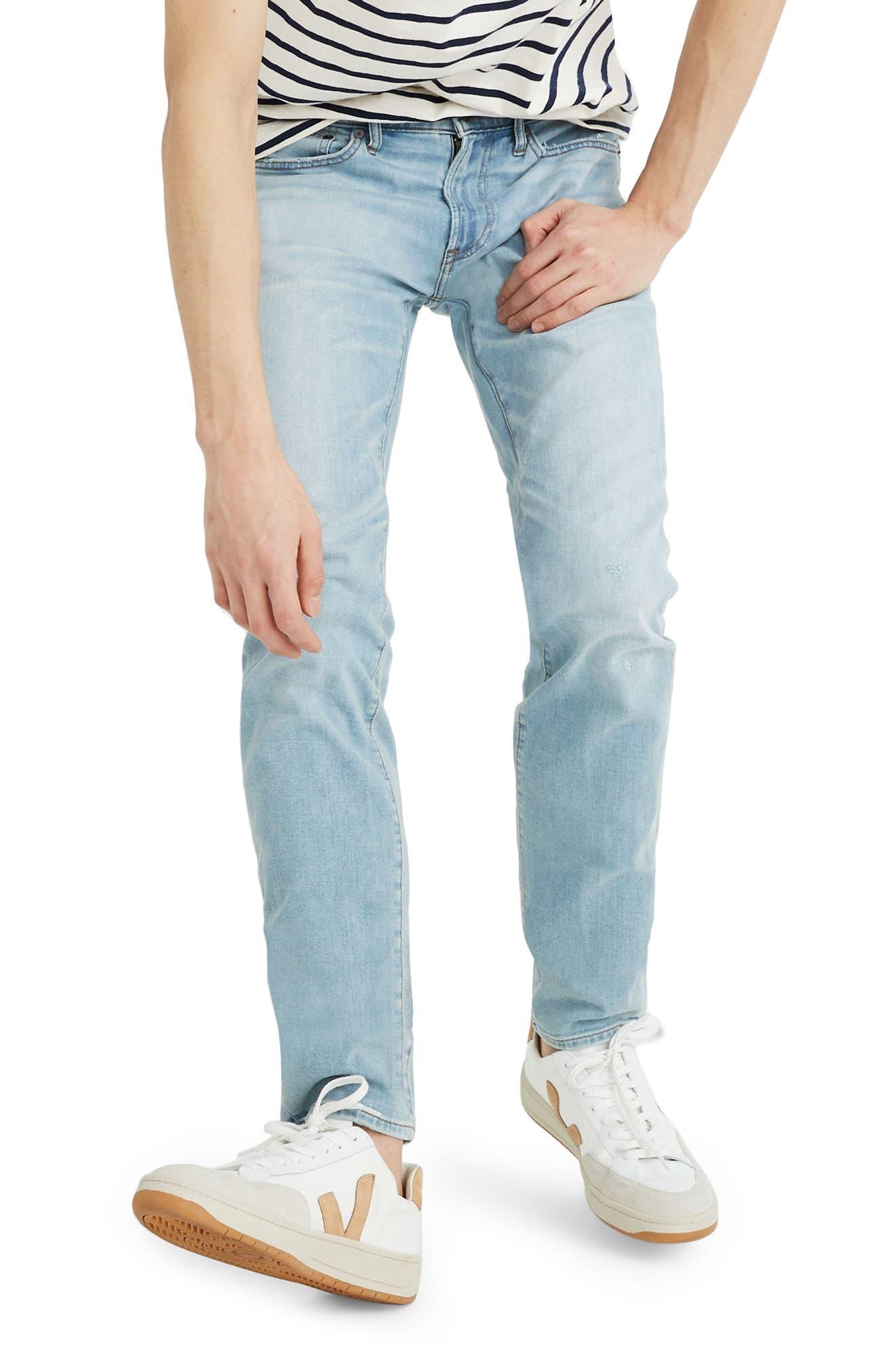 Slim Fit Jeans, Main, color, TENSLEY
