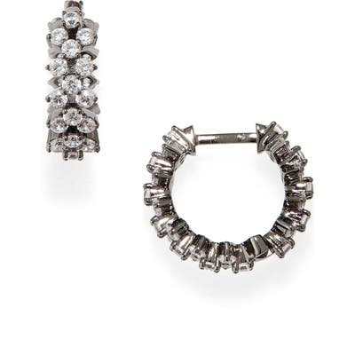 Nadri Aura Huggie Earrings