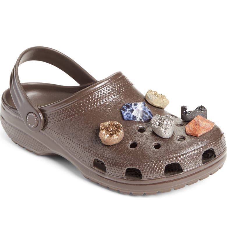 CHRISTOPHER KANE x CROCS<sup>™</sup> Multi Stone Clog Sandal, Main, color, 200