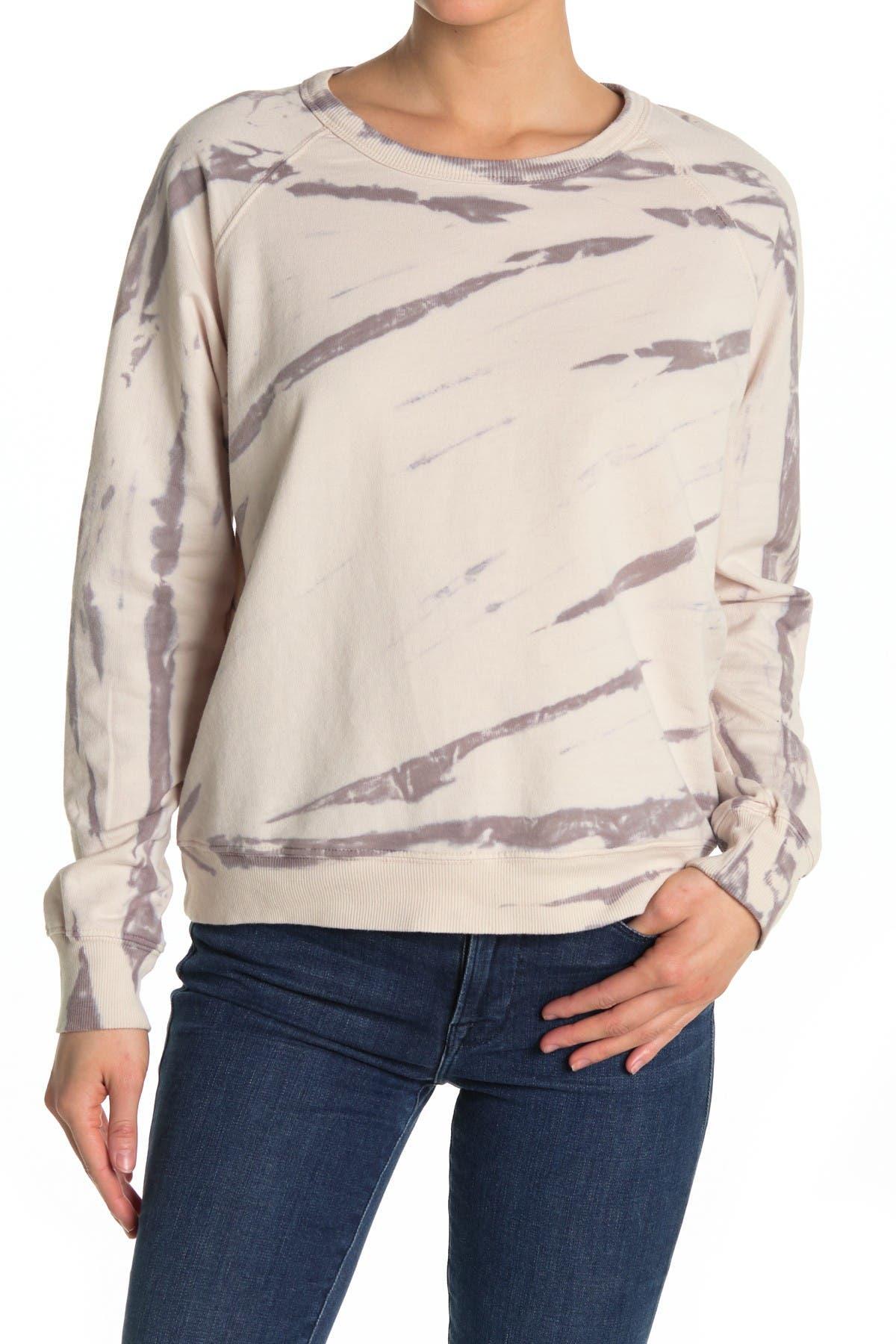Image of OLI VIV Jemma Tie Dye Sweatshirt